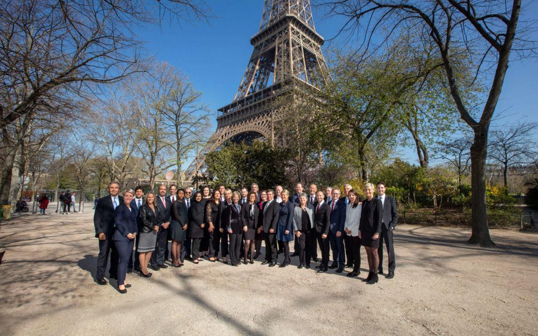 Worldwide Consultant Meeting in Paris